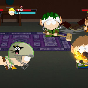 South Park the Stick of Truth Charakter Kategorien