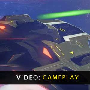 Space Battle VR Gameplay Video