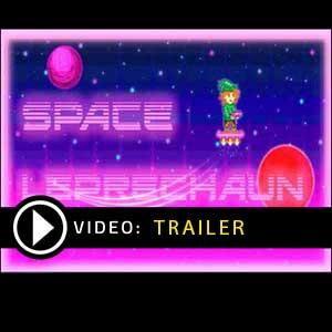 Space Leprechaun Gameplay Video