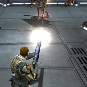 Space Siege Gewehr