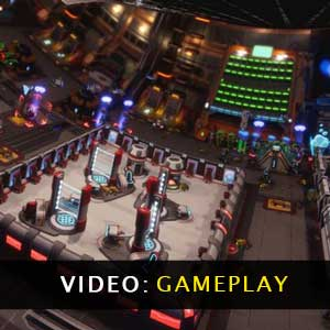 Spacebase Startopia Video zum Gameplay