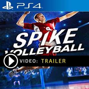 SPIKE VOLLEYBALL PS4 Digital Download und Box Edition