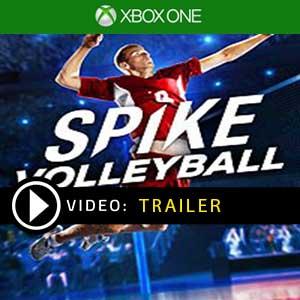 SPIKE VOLLEYBALL Xbox One Digital Download und Box Edition