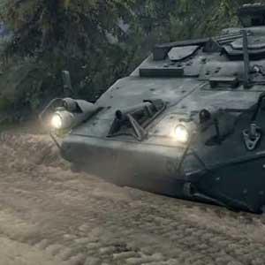 Spintires - Panzer