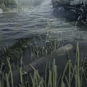 Reißende Flüsse