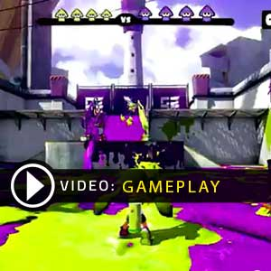 Splatoon 2 Nintendo Switch Gameplay Video