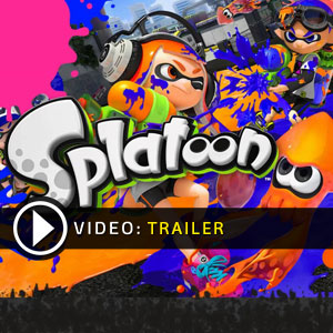 Splatoon Nintendo Wii U Digital Download und Box Edition