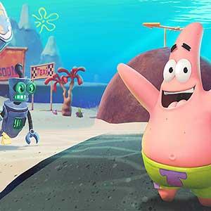 Kaufe Spongebob SquarePants Battle for Bikini Bottom Rehydrated Nintendo Switch Preisvergleich