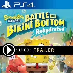Spongebob Squarepants Battle for Bikini Bottom Rehydrated PS4 Digital Download und Box Edition