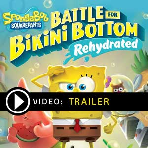 SpongeBob SquarePants Battle for Bikini Bottom Rehydrated Key kaufen Preisvergleich