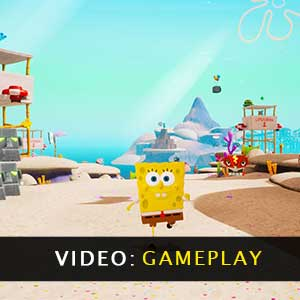 SpongeBob SquarePants Battle for Bikini Bottom Rehydrated Gameplay Video