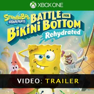 Kaufe SpongeBob SquarePants Battle for Bikini Bottom Rehydrated Xbox One Preisvergleich