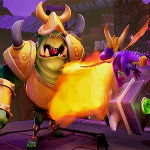 Spyro Reignited Trilogy Gnasty Gnorc
