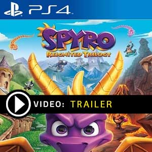 Spyro Reignited Trilogy PS4 Digital Download und Box Edition