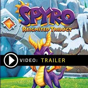 Spyro Reignited Trilogy Trailer-Video