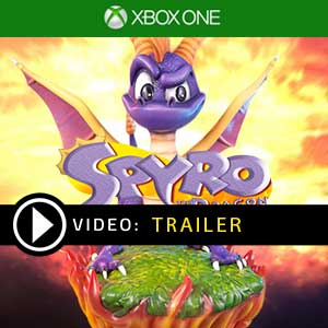 Spyro the Dragon Xbox One Digital Download und Box Edition
