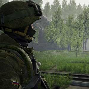 Squad Russische Soldaten