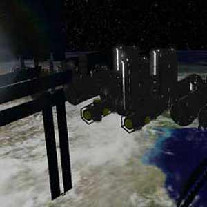 Stable Orbit Raumstation