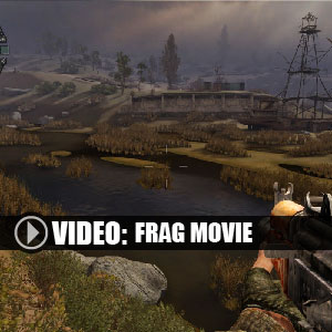 S T A L K E R Call Of Pripyat Frag Movie