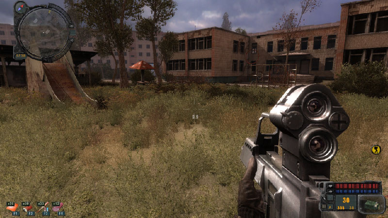 S T A L K E R  Call Of Pripyat