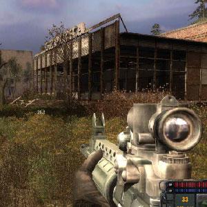 S.T.A.L.K.E.R. Call Of Pripyat - Feind