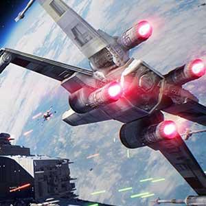 Galactic-Scale Raum Bekämpfung