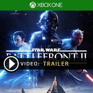 Star Wars Battlefront 2 Xbox One Digital Download und Box Edition