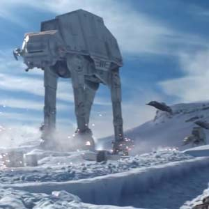 Star Wars Battlefront PS4 Gehhilfe