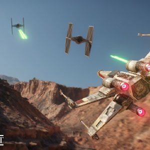 Star Wars Battlefront Zeichen