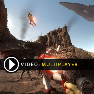 Star Wars PS4 Multiplayer Video