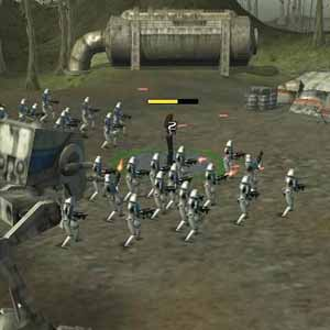Star Wars Empire at War - Schlacht