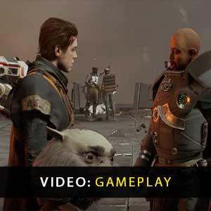 Star Wars Jedi Fallen Order Video zum Gameplay