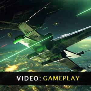 STAR WARS Squadrons Video zum Gameplay