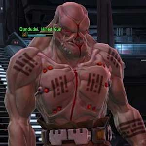 Star Wars the Old Republic Dundudni