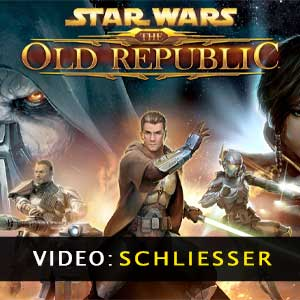 Star Wars The Old Republic Trailer-Video