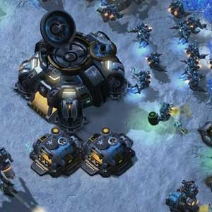 Starcraft 2 Heart of the Swarm Schlacht