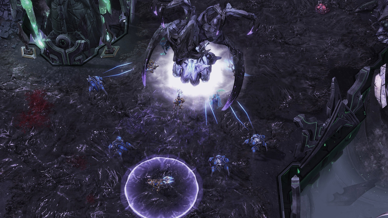 starcraft 2 legacy of the void code