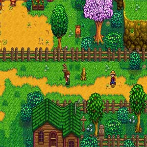 Stardew Valley Erkundung