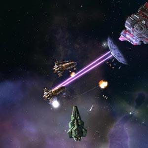 Stardrive - Kriegsschiff Kampf
