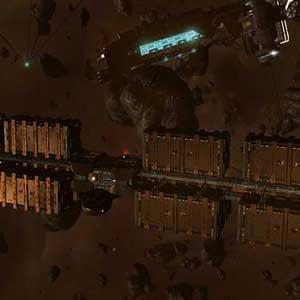Starpoint Gemini Warlords Schlacht