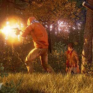Zombie Überleben Fantasy Welt
