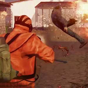 State of Decay Breakdown Kampf