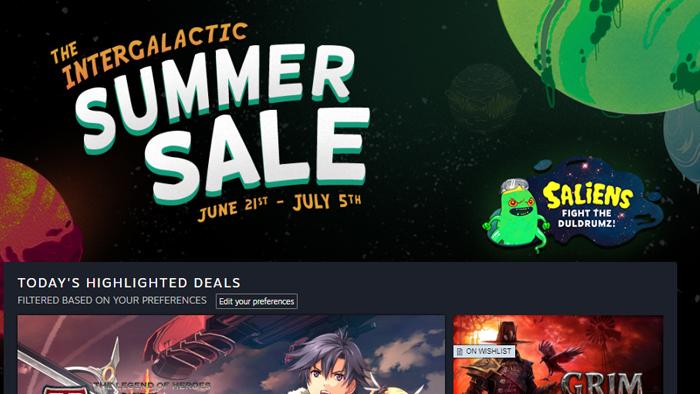 Steam Summer Sale 2018 vs Keyforsteam Preise