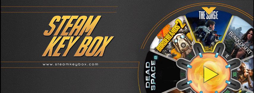 SteamKeyBox Instandhaltungs-Update