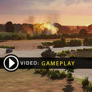 Steel Division Normandy 44 Gameplay Video