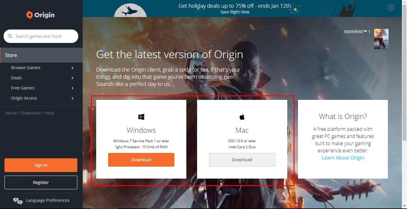 Kurzanleitung | So aktivierst Du einen CD Key auf Origin