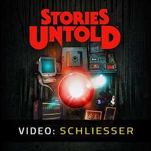 Stories Untold Video Trailer