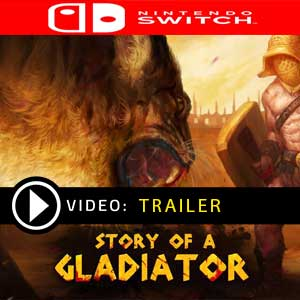 Story of a Gladiator Nintendo Switch Prices Digital or Box Edition