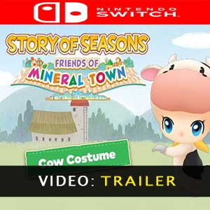 Kaufe STORY OF SEASONS Friends of Mineral Town Nintendo Switch Preisvergleich