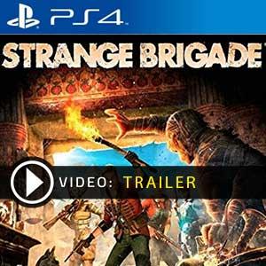 Strange Brigade PS4 Digital Download und Box Edition